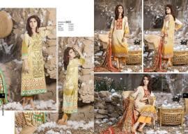 Khaddar Fabric Shalwar Kameez Winter Wear By Rashid 2015-16 3