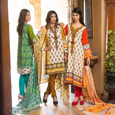 Linen Embroidered Winter Collection By Ittehad 2015-16 11