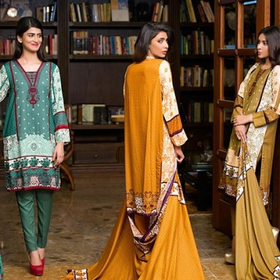 Linen Embroidered Winter Collection By Ittehad 2015-16 12