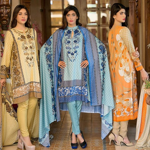 Linen Embroidered Winter Collection By Ittehad 2015-16 13