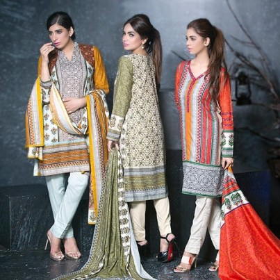 Linen Embroidered Winter Collection By Ittehad 2015-16 22