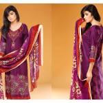 Linen Winter Embroidered Shalwar Kameez By Sitara Textiles 2015-16 5