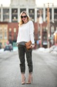 Military Clothing Trend In Winter Outfits 11
