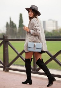Over Knee Boots Designs In Winter For Women 12