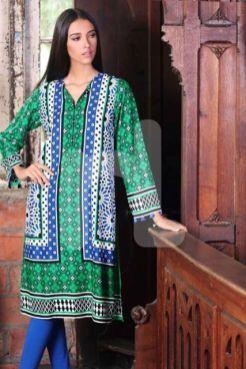 Pret Linen Winter Dresses For Women By Nishat Linen 2015-16 12