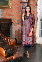 Pret Linen Winter Dresses For Women By Nishat Linen 2015-16