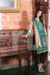 Pret Linen Winter Dresses For Women By Nishat Linen 2015-16 6
