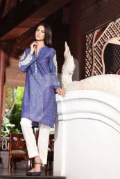 Pret Linen Winter Dresses For Women By Nishat Linen 2015-16 8