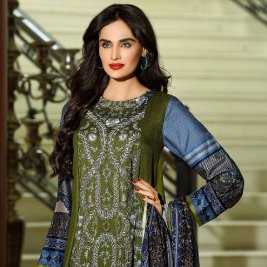 Royal Embroidered Dresses By House Of Ittehad 2015-16 15