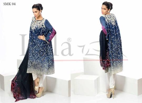 blue baggy style kurti