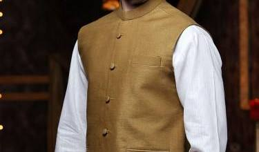 Traditional Waist Coat Designs For Men By Eden Robe 2015-16