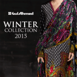Velvet Shalwar Kameez Collection By Gul Ahmed 2016