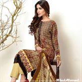 Velvet Shalwar Kameez Collection By Gul Ahmed 2016 11