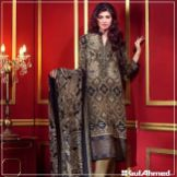 Velvet Shalwar Kameez Collection By Gul Ahmed 2016 12