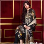 Velvet Shalwar Kameez Collection By Gul Ahmed 2016 24