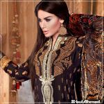Velvet Shalwar Kameez Collection By Gul Ahmed 2016 3
