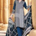 Winter Printed Kameez Designs By Nishat Linen 2015-16 12
