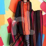 Winter Printed Kameez Designs By Nishat Linen 2015-16 13