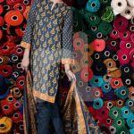 Winter Printed Kameez Designs By Nishat Linen 2015-16 3