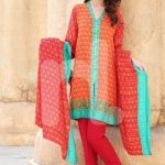 Winter Printed Kameez Designs By Nishat Linen 2015-16 6