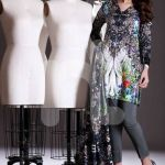 Winter Printed Kameez Designs By Nishat Linen 2015-16 8