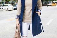 Winter Sleeveless Coat Designs Chic Fashion