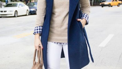 Winter Sleeveless Coat Designs Chic Fashion