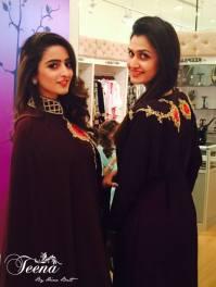 Winter Wedding Party Dresses Teena By Hina Butt 2015-16 4