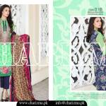 3 Piece Karandi Pashmina Collection By Charizma 2016 16