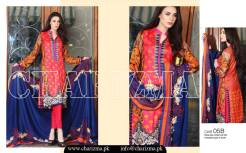 3 Piece Karandi Pashmina Collection By Charizma 2016 8