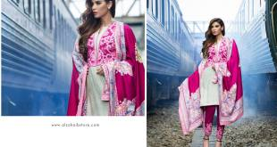 Al Zohaib Breeze Collection Winter Shalwar Suits 2015-16