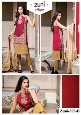 Amna Ismail Winter Collection 2015-16 Zuni Kurtis 6