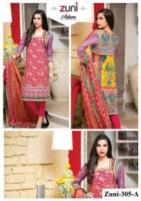 Amna Ismail Winter Collection 2015-16 Zuni Kurtis 9