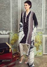 Cottel Fabric Winter Collection By Alkaram Studio 2015-16 4