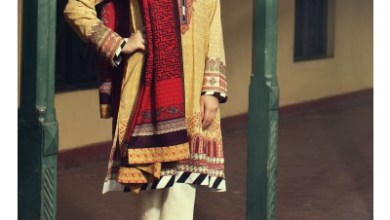 Cotton Karandi Winter Collection By Sania Maskatiya 2015-16