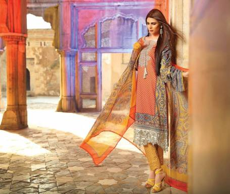 Embroidered Luxury Dresses Deeba Collection By Shariq 2016