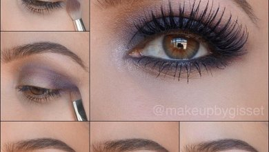 Eye Makeup Tutorial For Fall Season Styling