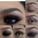 Eye Makeup Tutorial For Fall Season Styling 2