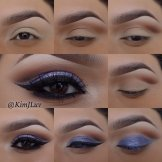 Eye Makeup Tutorial For Fall Season Styling 6
