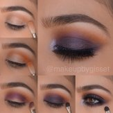 Eye Makeup Tutorial For Fall Season Styling 7