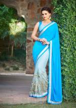 Formal Saree Designs By Saheli Couture 2016 4