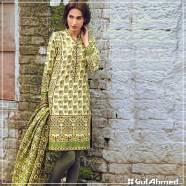 Gul Ahmed Winter Collection 2015 For Pakistani Women 2