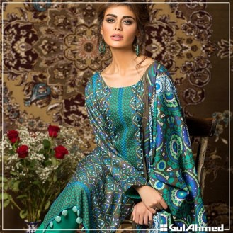 Gul Ahmed Winter Collection 2015 For Pakistani Women 28