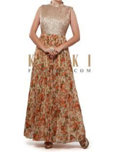 Indian Evening Wear Dresses By Kalki Fashion 2016 8