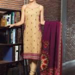 Karandi Winter Collection By Alkaram Studio 2015-16 7