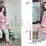 Kesa Kurti Collection By Lala Textiles For Winter Season 3