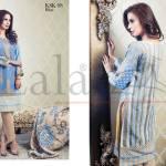 Kesa Kurti Collection By Lala Textiles For Winter Season 7