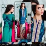 Luxury Chiffon Collection By Charizma 2015-16 6
