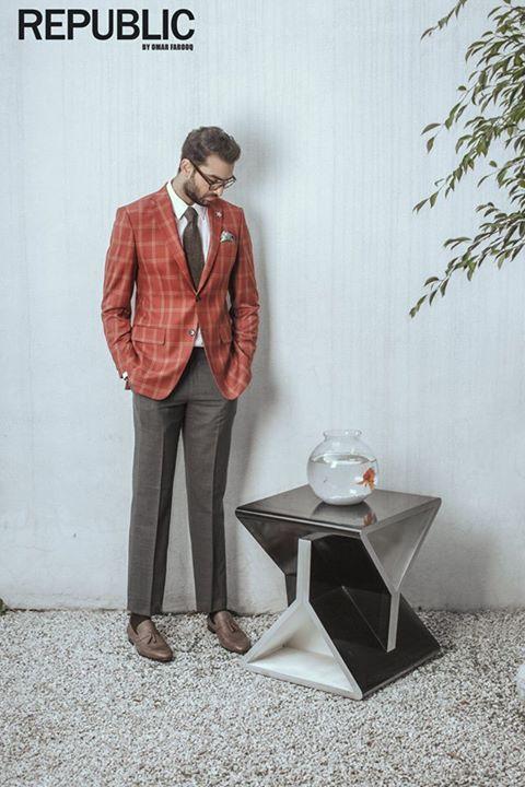 Men formal dressing