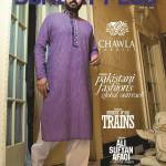 Men Plain Shalwar Kameez By Chawla Fabrics 2016 3